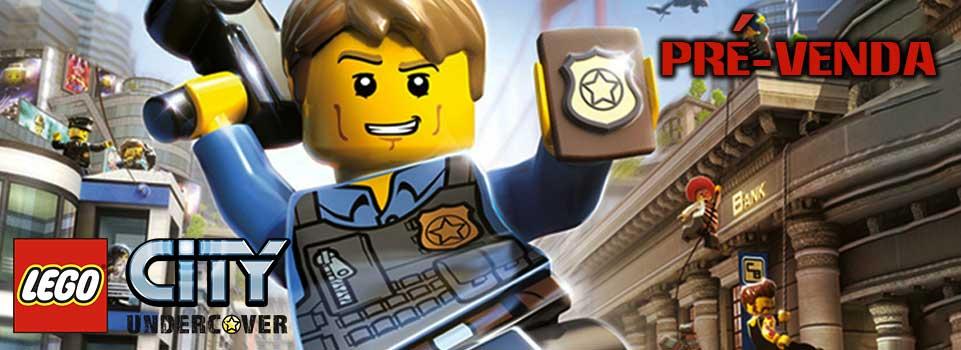 Legocity Undercover