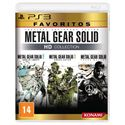 Imagem de METAL GEAR COLLECTION - FAVORITOS - PS3