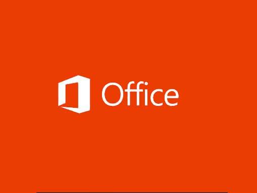 Seu pacote Office acessível através de qualquer navegador.