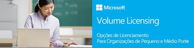 Microsoft Volume Licensing OPEN