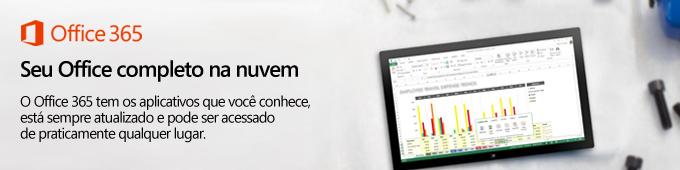 Office 365 completo na Nuvem